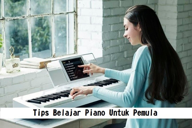 Tips Belajar Piano