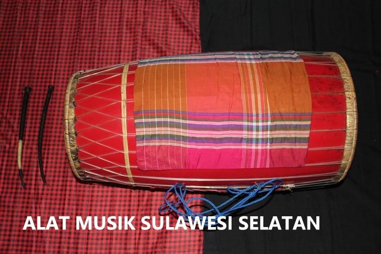 Daftar Alat Musik Dari Sulawesi selatan Yang Dapat Dijadikan Referensi Sebagai Bahan Pembelajaran .