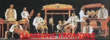 Alat Musik Gambang Kromong