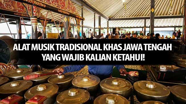 Musik Jawa Tengah