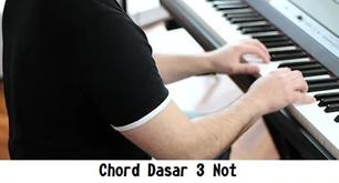 Chord Dasar 3 Not